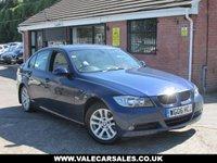 2006 BMW 3 SERIES 320D SE (SAT NAV+LEATHER) 4dr £3990.00