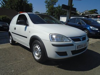2004 VAUXHALL CORSA 1.2 16V CDTI 1d 70 BHP £1495.00