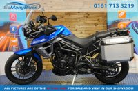 USED 2015 65 TRIUMPH TIGER TIGER 800 XRx - 1 Owner