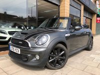 USED 2015 15 MINI CONVERTIBLE 2.0 COOPER SD 2d 141 BHP