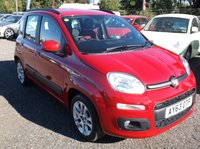USED 2013 63 FIAT PANDA 1.2 LOUNGE 5d 69 BHP ****Great Value economical reliable family car with excellent service history, drives superbly****