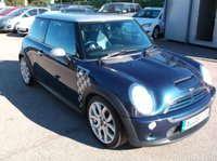 2006 MINI HATCH COOPER 1.6 COOPER S CHECKMATE 3d 168 BHP £3000.00