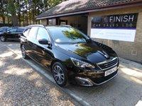 2015 PEUGEOT 308 1.6 BLUE HDI S/S SW ALLURE 5d 120 BHP £5995.00