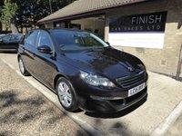 2015 PEUGEOT 308 1.6 BLUE HDI S/S ACTIVE 5d 120 BHP £5995.00