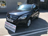 2011 VOLKSWAGEN TIGUAN 2.0 MATCH TDI BLUEMOTION TECHNOLOGY 5d 138 BHP