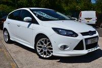 2013 FORD FOCUS 1.6 ZETEC S TDCI 5d 113 BHP Sat Nav ~ Self Park £8499.00
