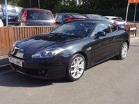 2007 HYUNDAI S-COUPE 2.0 SIII 3dr, Service History £3690.00