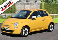 2012 FIAT 500 1.2 COLOUR THERAPY 3d 69 BHP £4995.00