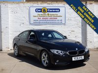 2015 BMW 4 SERIES 2.0 420D SE GRAN COUPE 4d 188 BHP £13700.00