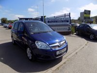 2010 VAUXHALL ZAFIRA 1.9 ELITE CDTI 5d 120 BHP £4495.00
