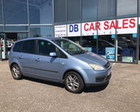 2007 FORD C-MAX 1.6 C-MAX STYLE 5d 113 BHP £1995.00