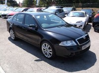 USED 2007 57 SKODA OCTAVIA 2.0 VRS 5d 168 BHP AFFORDABLE FAMILY CAR IN EXCELLENT CONDITION, DRIVES SUPERBLY WITH SERVICE HISTORY !!