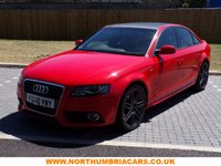 USED 2010 60 AUDI A4 2.0 TDI S LINE SPECIAL EDITION 4d 141 BHP Absolutely Beautiful Car 1st To See Will Buy !!!