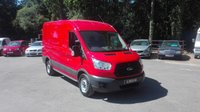 2014 FORD TRANSIT 2.2 310 ECONETIC L2H2 AIR CON £10495.00