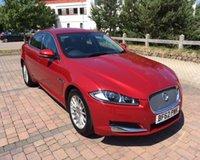 2012 JAGUAR XF 2.2 D SE BUSINESS 4d AUTO 163 BHP £11990.00