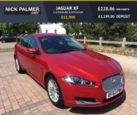 USED 2012 62 JAGUAR XF 2.2 D SE BUSINESS 4d AUTO 163 BHP LOW MILEAGE AND FULL SERVICE HISTORY