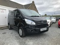 2013 FORD TRANSIT CUSTOM 290 L1H1 Trend Low Roof Van 2.2 TDCi ( 125 bhp ) £9495.00