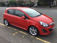 USED 2013 13 VAUXHALL CORSA 1.7 SRI CDTI 5d 128 BHP PRICE INCLUDES A 6 MONTH AA WARRANTY DEALER CARE EXTENDED GUARANTEE, 1 YEARS MOT AND A OIL & FILTERS SERVICE. 6 MONTHS FREE BREAKDOWN COVER.
