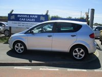 USED 2009 09 SEAT ALTEA 1.9 REFERENCE SPORT TDI 5d 103 BHP 6 Stamps Of service History .2 Former Keepers .New MOT & Full Service Done on purchase + 2 Years FREE Mot & Service Included After . 3 Months Russell Ham Quality Warranty . All Car's Are HPI Clear . Finance Arranged - Credit Card's Accepted . for more cars www.russellham.co.uk  - .Spare Key-Owners Book Pack