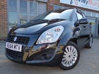 2014 SUZUKI SPLASH 1.0 SZ3 5d 68 BHP £4695.00