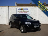 2008 LAND ROVER FREELANDER 2.2 TD4 GS 5d 159 BHP £7150.00