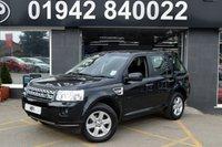 2011 LAND ROVER FREELANDER 2.2 SD4 GS 5d AUTO 190 BHP £12495.00
