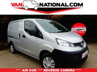 2015 NISSAN NV200 1.5 DCI ACENTA 90 BHP (ONE OWNER REVERSE CAMERA AND AIR CON) £7650.00