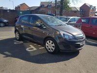 USED 2014 14 VAUXHALL CORSA 1.2 DESIGN AC ECOFLEX S/S 5d 83 BHP CHEAP TO RUN ,LOW CO2 EMISSIONS(119G/KM) ,£30 ROAD TAX, LOW INSURANCE, AND GOOD FUEL ECONOMY! GOOD SPECIFICATION INCLUDING AIR CONDITIONING, AUXILLIARY INPUT, USB AND ONLY 22108 MILES FROM NEW!