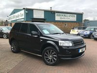 USED 2011 61 LAND ROVER FREELANDER 2.2 SD4 SPORT LE 5d 190 BHP A Great 4x4 Family Auto With Leather Heated Front Seats PDC SAT NAV