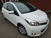 2011 TOYOTA YARIS 1.3 VVT-I T SPIRIT 5d 98 BHP Panoramic Roof & Navigation £5800.00