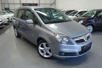 2007 VAUXHALL ZAFIRA 1.9 SRI CDTI 5d 150 BHP £2250.00