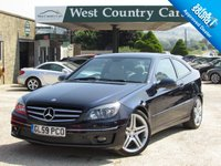 USED 2009 MERCEDES-BENZ CLC CLASS 2.1 CLC220 CDI SPORT 3d 150 BHP Well Equipped And Economical