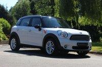 2010 MINI COUNTRYMAN 1.6 COOPER 5d AUTO 122 BHP £10490.00