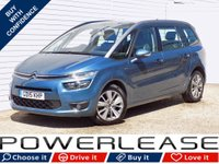 2015 CITROEN C4 GRAND PICASSO 2.0 BLUEHDI EXCLUSIVE 5d 148 BHP £12489.00