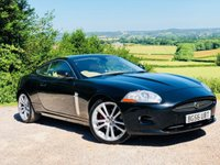 USED 2006 56 JAGUAR XK 4.2 COUPE 2d AUTO 294 BHP
