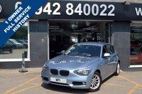 2014 BMW 1 SERIES 1.6 116I SE 5d 135 BHP £11395.00