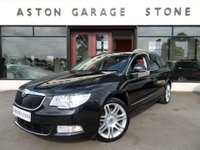 2012 SKODA SUPERB 2.0 ELEGANCE TDI CR ESTATE 170 BHP **4X4 * LEATHER * NAV ** £9990.00