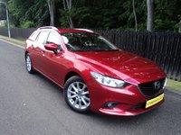 USED 2013 63 MAZDA 6 2.2 D SE-L NAV 5d 148 BHP Mazda Then One Lady Owner Full Mazda History
