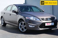 USED 2012 62 FORD MONDEO 2.0 TITANIUM X TDCI 5d AUTO 161 BHP PARK ASSIST + 2 FORMER KEEPERS