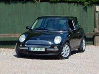 2003 MINI HATCH ONE 1.6 ONE 3d 89 BHP £2470.00