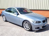 2009 BMW 3 SERIES 2.0 320D M SPORT HIGHLINE 2d 175 BHP £9995.00