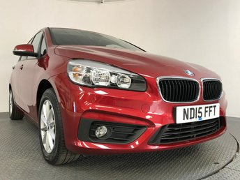 2015 BMW 2 SERIES 1.5 218I SE ACTIVE TOURER 5d AUTO 134 BHP £14995.00