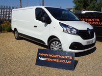 USED 2015 15 RENAULT TRAFIC 1.6 LL29 BUSINESS PLUS DCI S/R LWB 5d 115 BHP