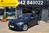 USED 2015 15 BMW 1 SERIES 2.0 120D SE 5d AUTO 181 BHP