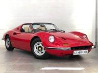 1972 FERRARI DINO 246 GTS RHD (CLASSICHE APPROVED) £299997.00