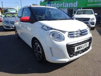 USED 2014 14 CITROEN C1 1.0 AIRSCAPE FEEL EDITION 5d 68 BHP