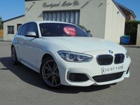 2016 BMW 1 SERIES 3.0 M135I 5d AUTO 322 BHP £20450.00