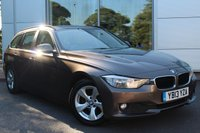 USED 2013 13 BMW 3 SERIES 2.0 320D EFFICIENTDYNAMICS TOURING 5d AUTO 161 BHP