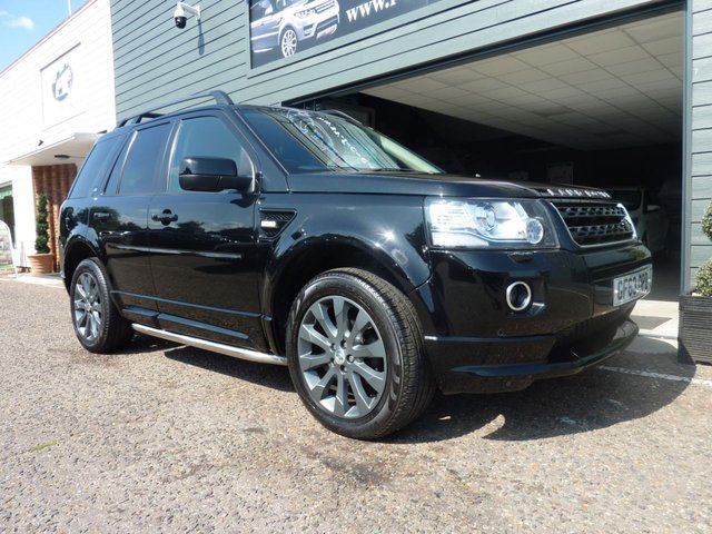 2014 63 LAND ROVER FREELANDER 2.2 SD4 DYNAMIC 5d AUTO 190 BHP