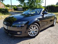 2010 AUDI TT Roadster 1.8 TFSI 2d 160 BHP BLUETOOTH HANDS FREE £6775.00